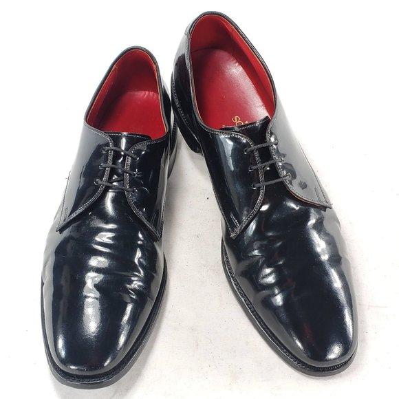 Allen Edmonds Spencer Black Leather